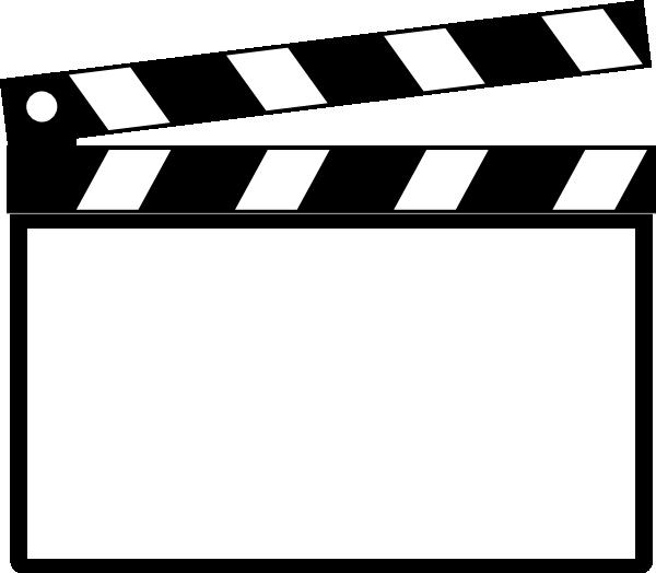clip freeuse Board clip director. Clapperboard film art clapper