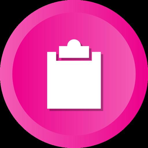 clip royalty free stock Board clip survey. Buffer poll form clipboard