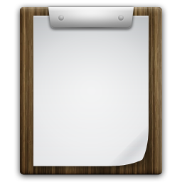 picture free download Board clip writting. Writing icon free icons