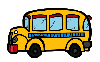 graphic library library Free school borders and. Bus clipart scool.