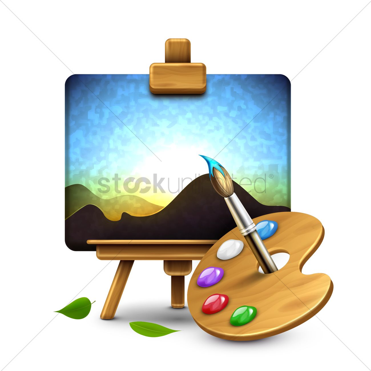 royalty free Board clipart painter. Artist palette cliparts free.