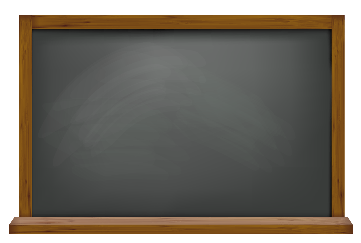 graphic library Black school png image. Board clipart transparent.