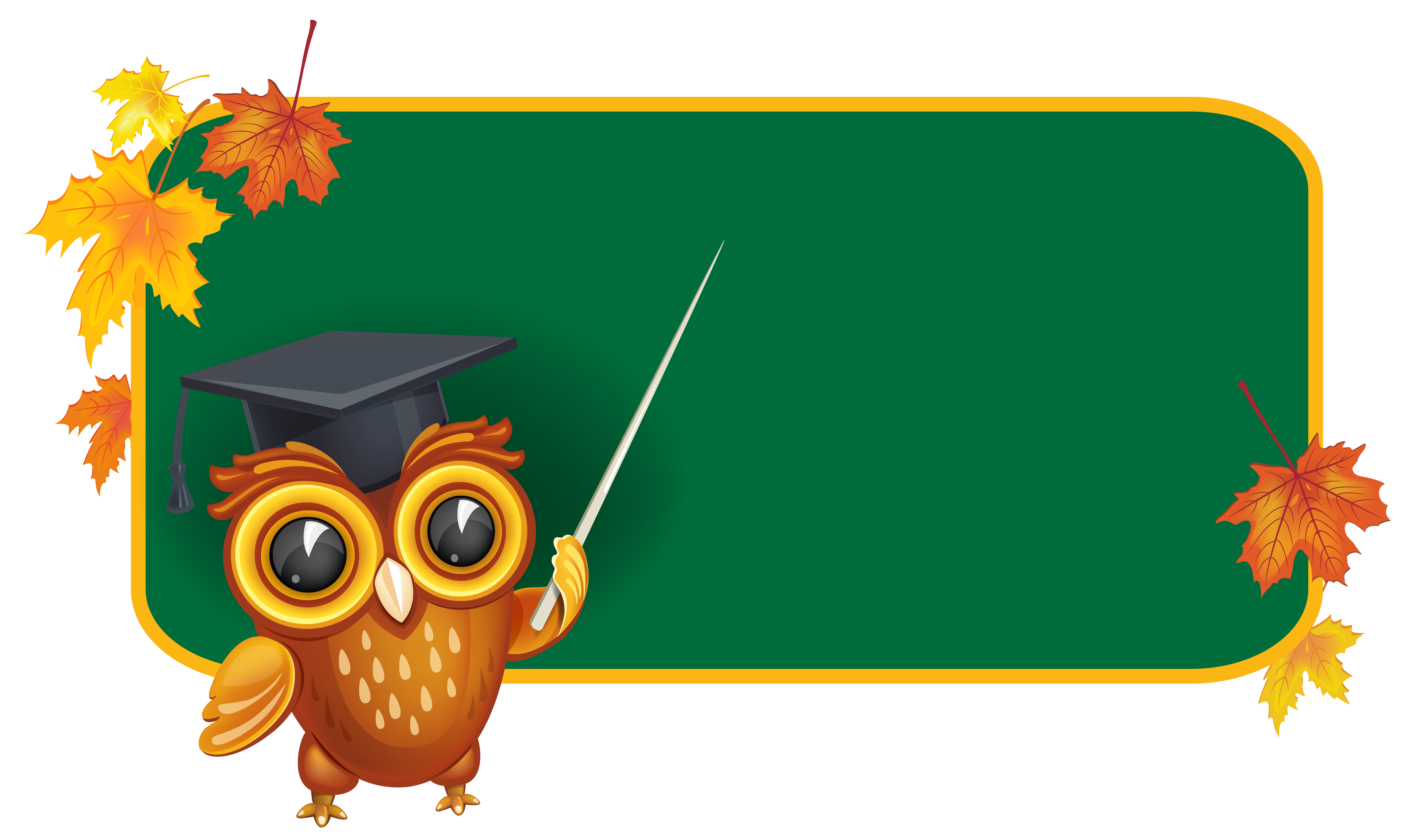 png library stock Board clipart transparent. Owl with school png.