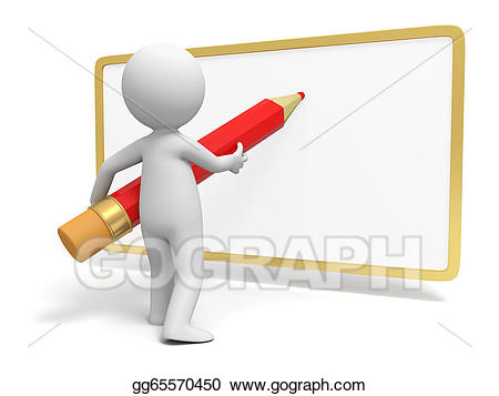 clip library library Board clipart writing board. Stock illustration write on.