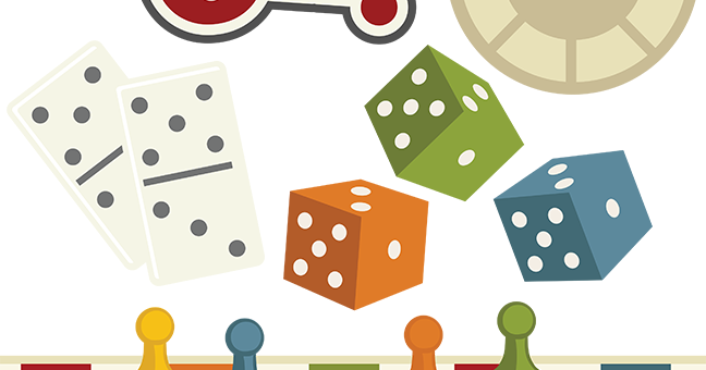 clip freeuse Board Games Night
