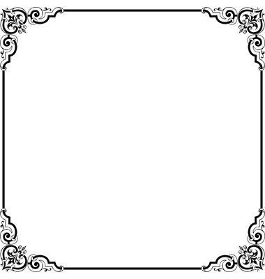 image freeuse download Elegant border panda free. Frame borders clipart