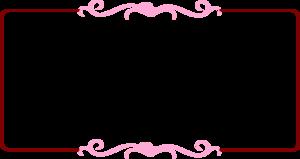 image freeuse download Boarder clipart logo. Wedding border clip art