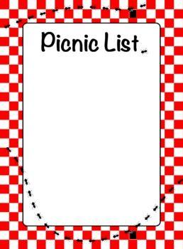 transparent Pix for free border. Boarder clipart picnic.