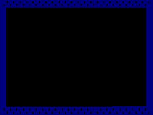 jpg royalty free Blue border clipart. Picnic panda free images