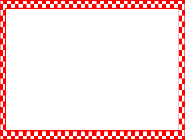 download Clip art borders checkerboard. Boarder clipart picnic.