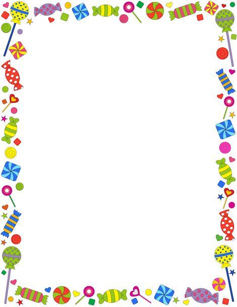 image library download Preschool border clipart. Free download clip art