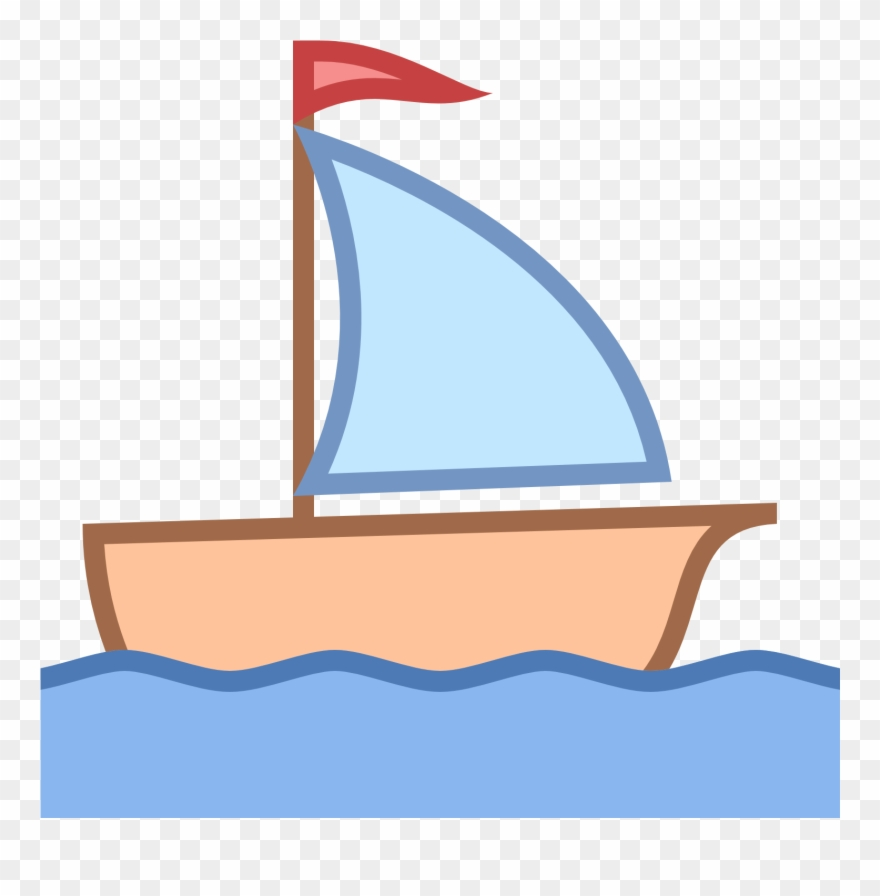 graphic transparent Boat clipart. Sailing little png