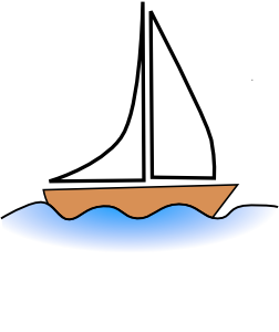 vector free stock Clip art at clker. Boat clipart