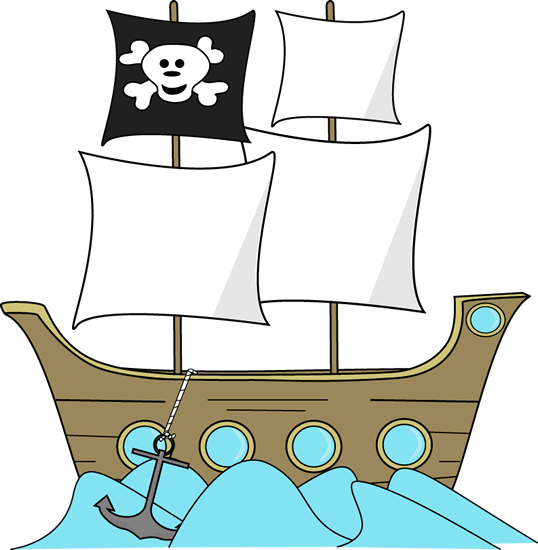 clip art black and white library Sailing ship student free. Boat clipart printable