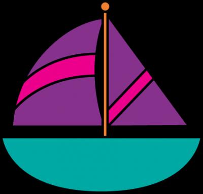 clip art transparent stock Boat clipart purple. Explosions free on dumielauxepices