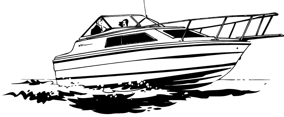 picture royalty free stock Yacht clipart boat. Elegant of speed black
