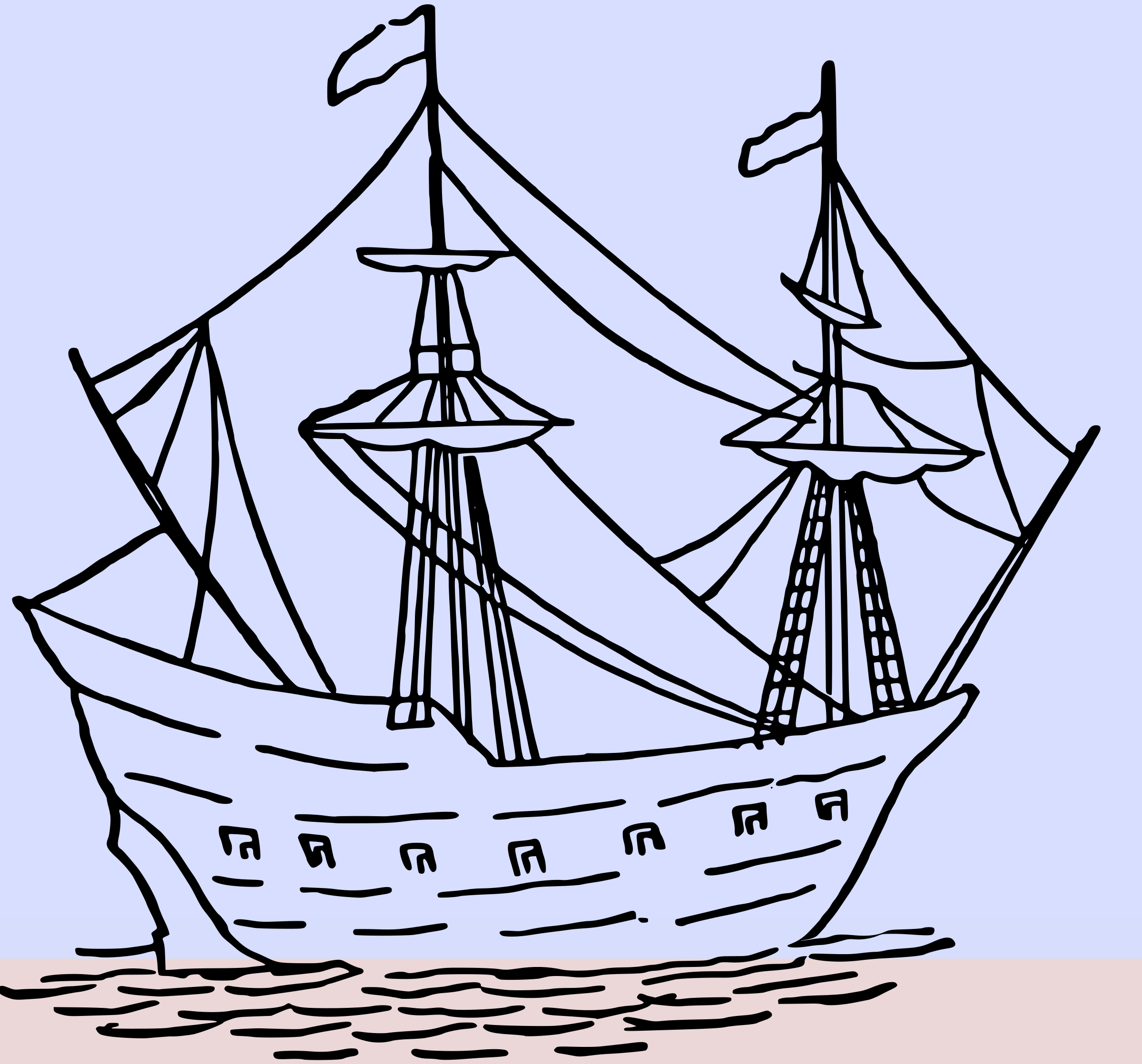 vector freeuse download Boat svg animated. Ship animation icons png