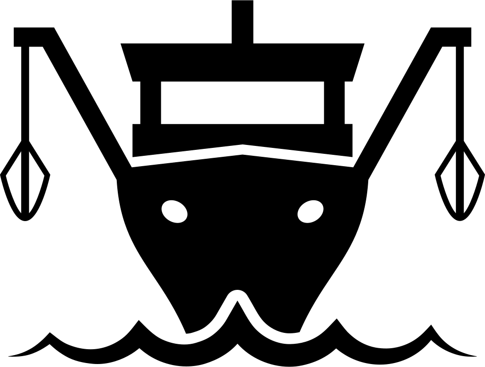 image black and white stock Png icon free download. Boat svg fishing