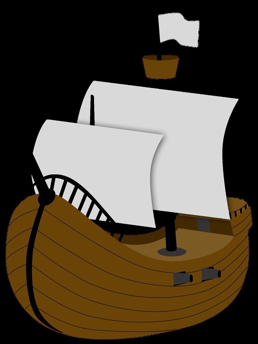 image transparent Piratas minus marlene pinterest. Boat svg little