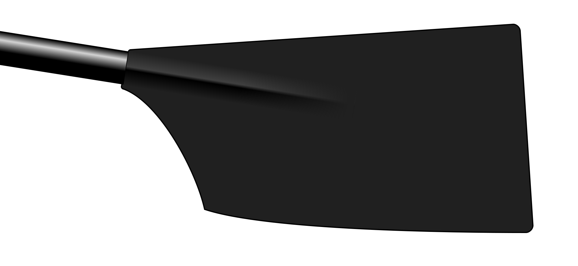 banner black and white Boat svg rowing. File blade black wikimedia