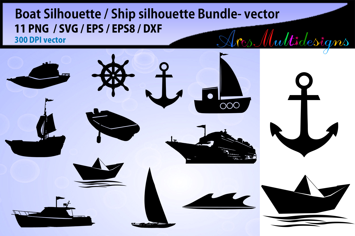 svg free library Anchor sailor ship . Boat svg silhouette