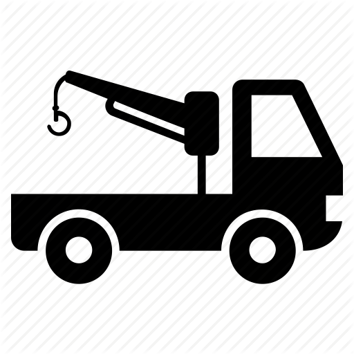 jpg black and white download Automobile by creative stall. Boat svg tow