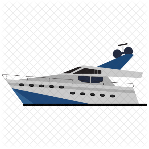 png transparent library Boat svg tow. Icon transport vehicles icons