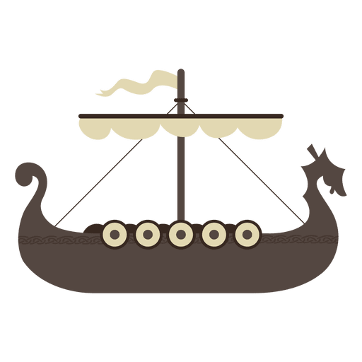 clipart freeuse Viking icon transparent png. Vector boat ship