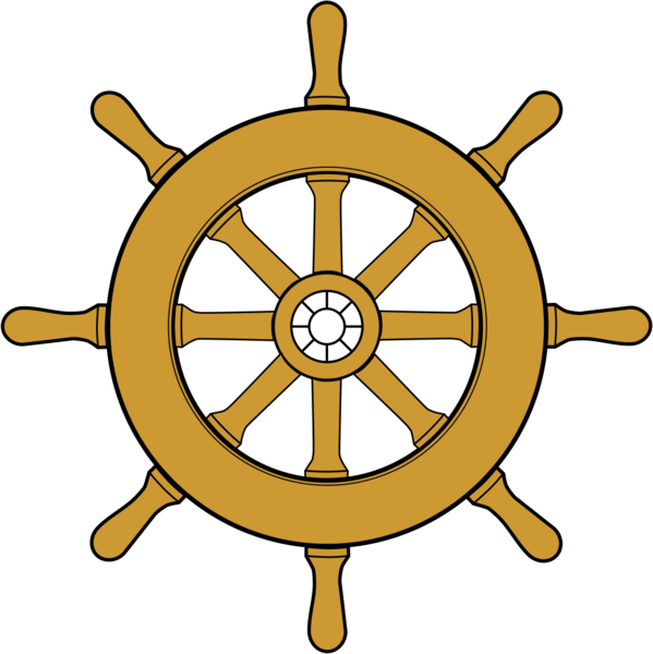 png freeuse Boat wheel clipart.  collection of steering