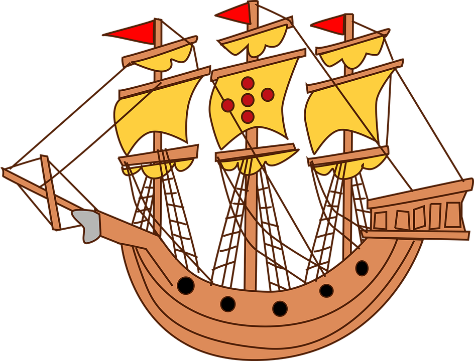 svg download Pin by coat of. Boats clipart island