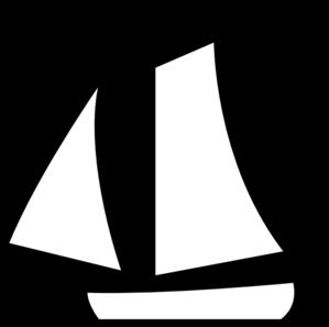vector library stock Yacht clipart racing boat. Sailing line drawing at