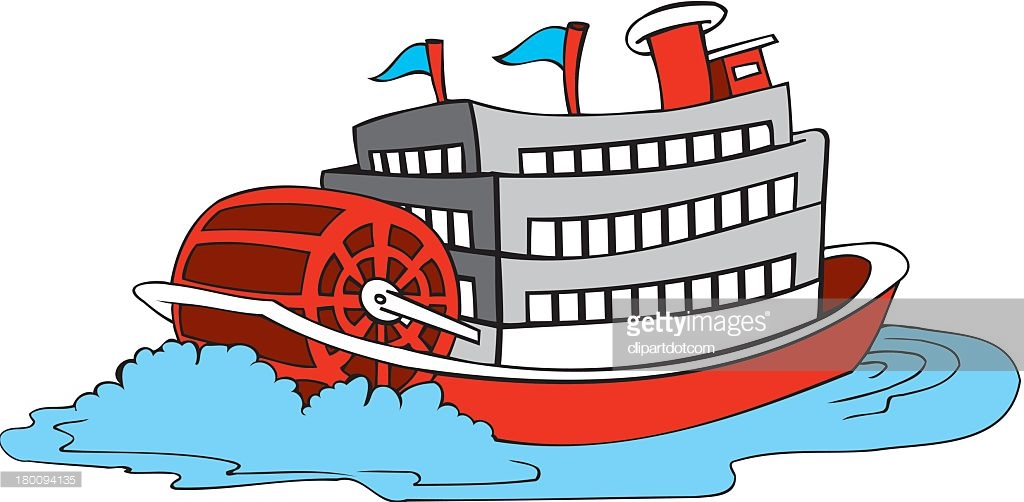 picture download Boats clipart river boat. Riverboat station