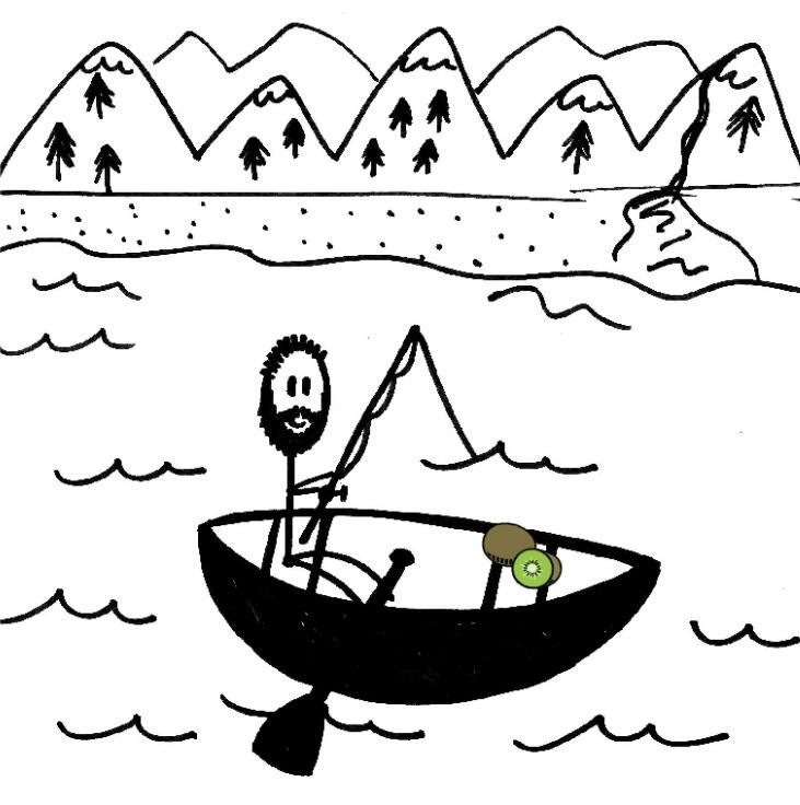clip art free stock Boats clipart stick figure. Fishing tattoo clip art
