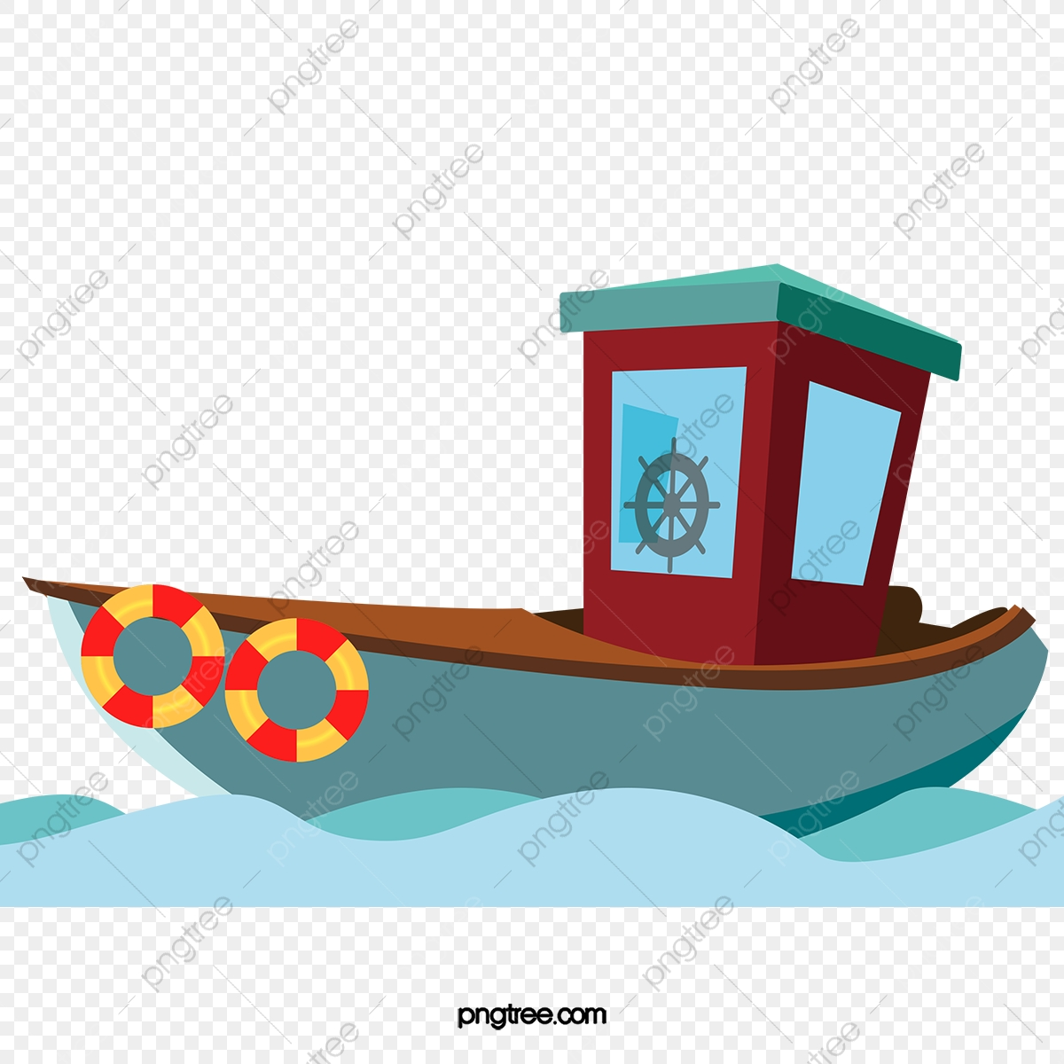 picture royalty free download Boats clipart vector. Fisherman fishing boat material.