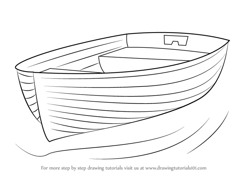 jpg free stock Boats drawing. Learn how to draw