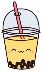 png freeuse library Boba drawing.  collection of tea