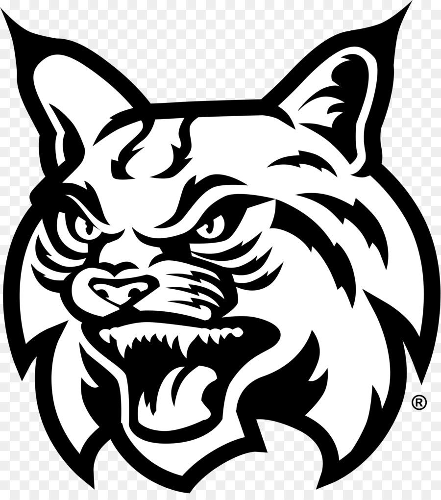 vector freeuse stock Cat and dog cartoon. Bobcat clipart clip art