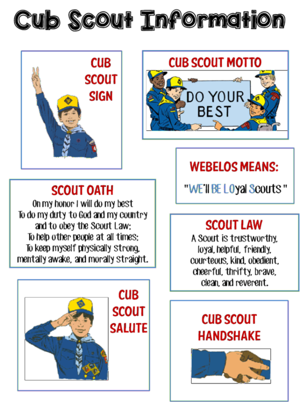 banner freeuse stock Bobcat clipart cub scout. Scouts pinterest tiger and