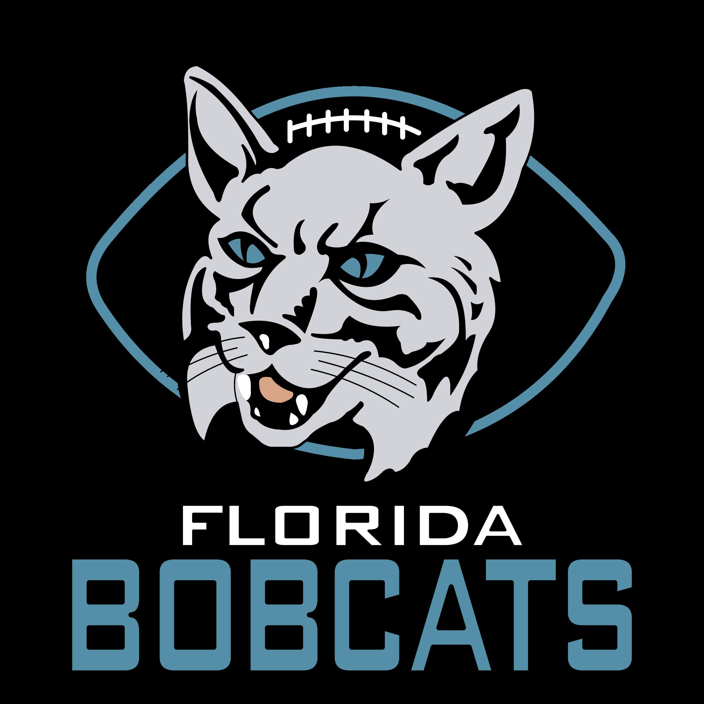 image royalty free download Bobcat clipart svg. Florida bobcats logo png