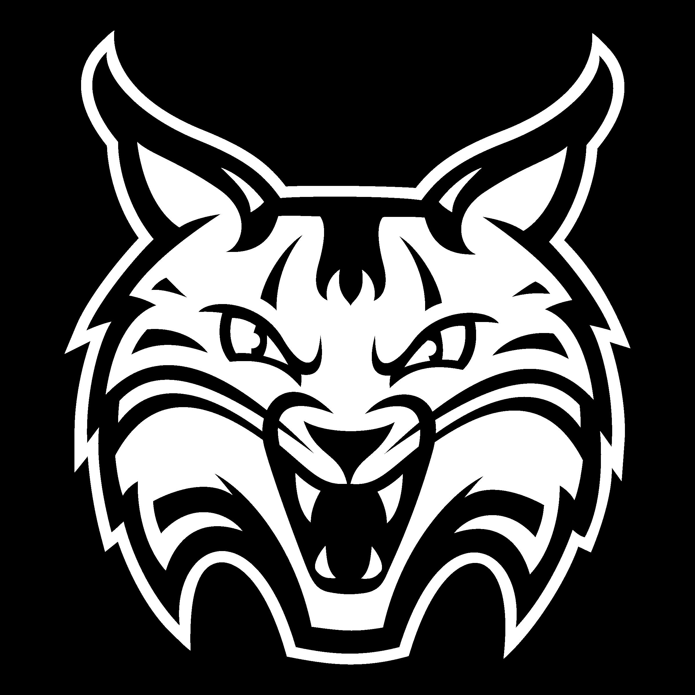 transparent library Quinnipiac bobcats logo png. Bobcat clipart svg