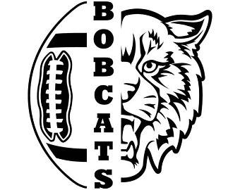 banner free Bobcat clipart svg. Etsy