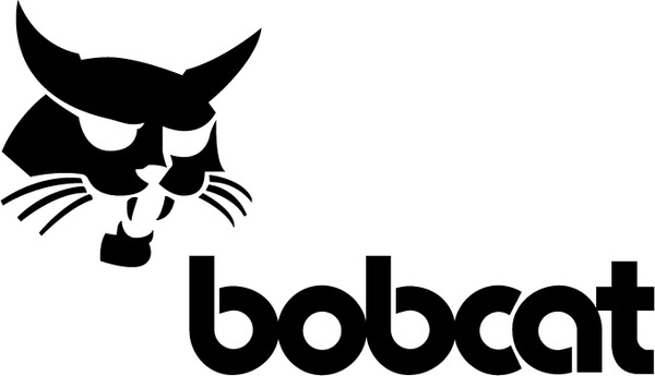 clipart free stock Bobcat clipart vector. Free download for commercial