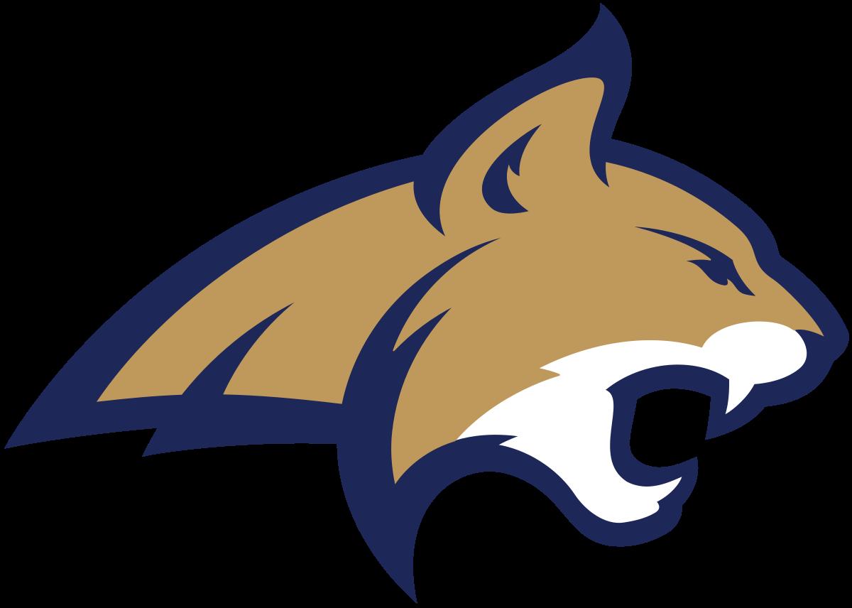 svg free library Montana State Bobcats