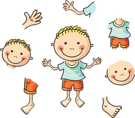 jpg royalty free Body clipart. Pin on clip art.