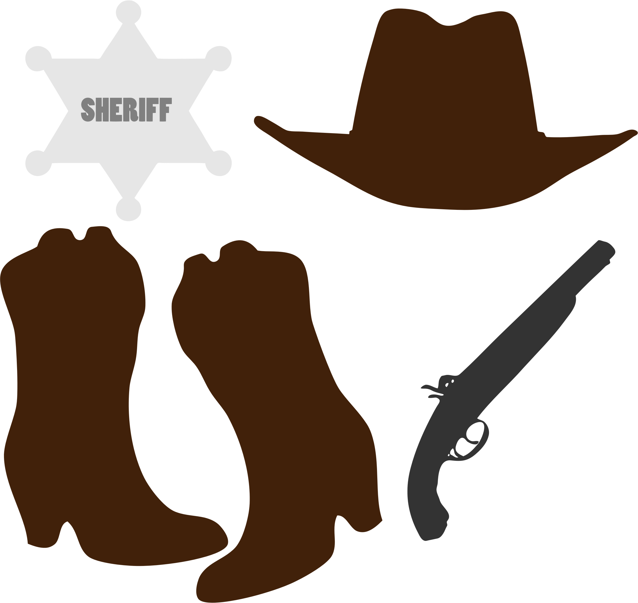 vector download Body clipart cowboy. Boot free on dumielauxepices