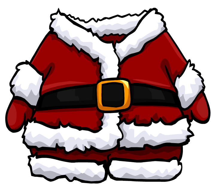 svg royalty free library Body clipart santa claus.  collection of jacket