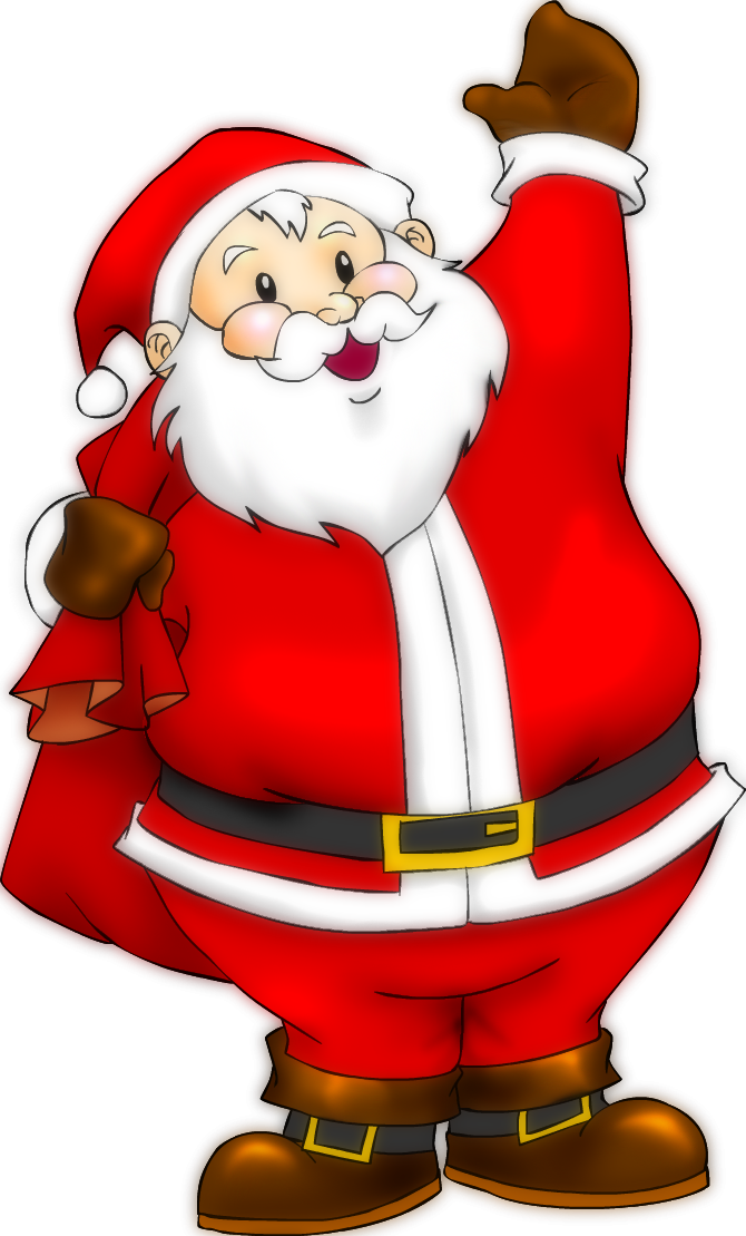 clip freeuse download Body clipart santa claus. By rippler deviantart com