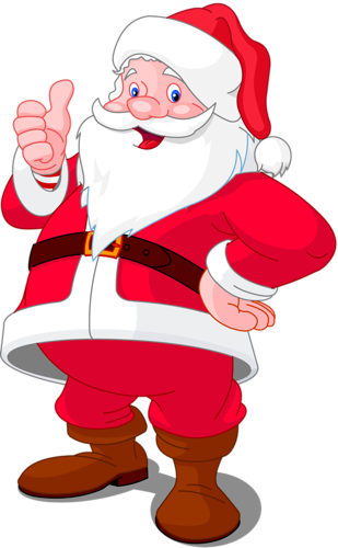 clipart royalty free download  christmas wallpaper and. Body clipart santa claus