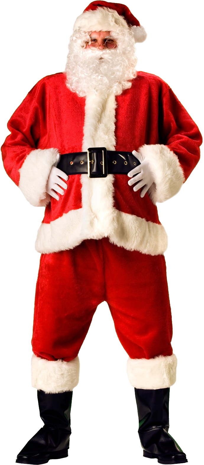 freeuse library Png images free download. Body clipart santa claus
