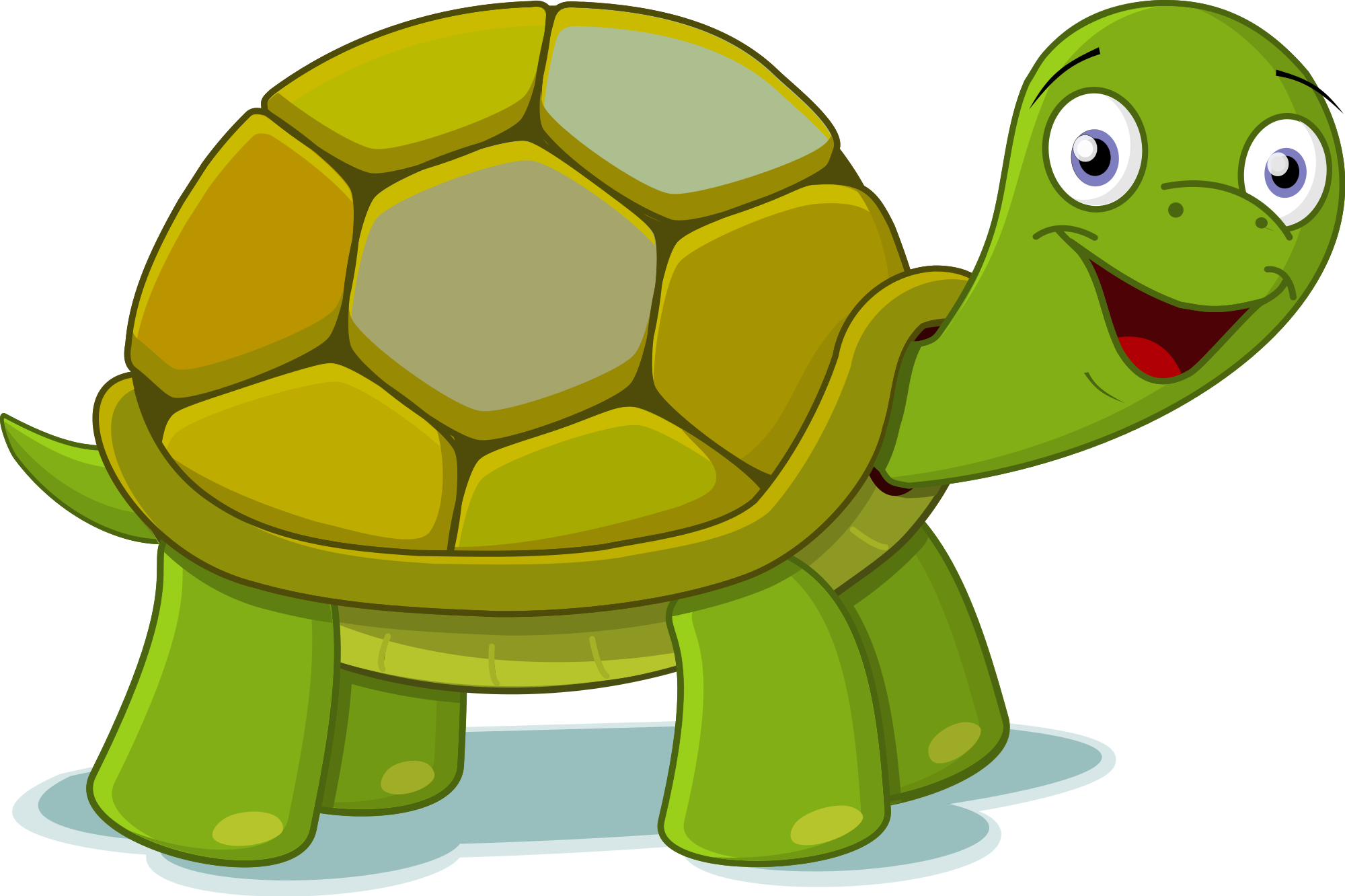 image freeuse download Sea clip art illustration. Body clipart turtle